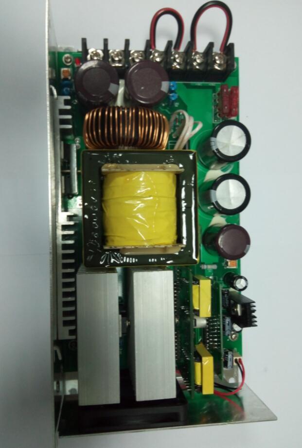 DC voltage booster